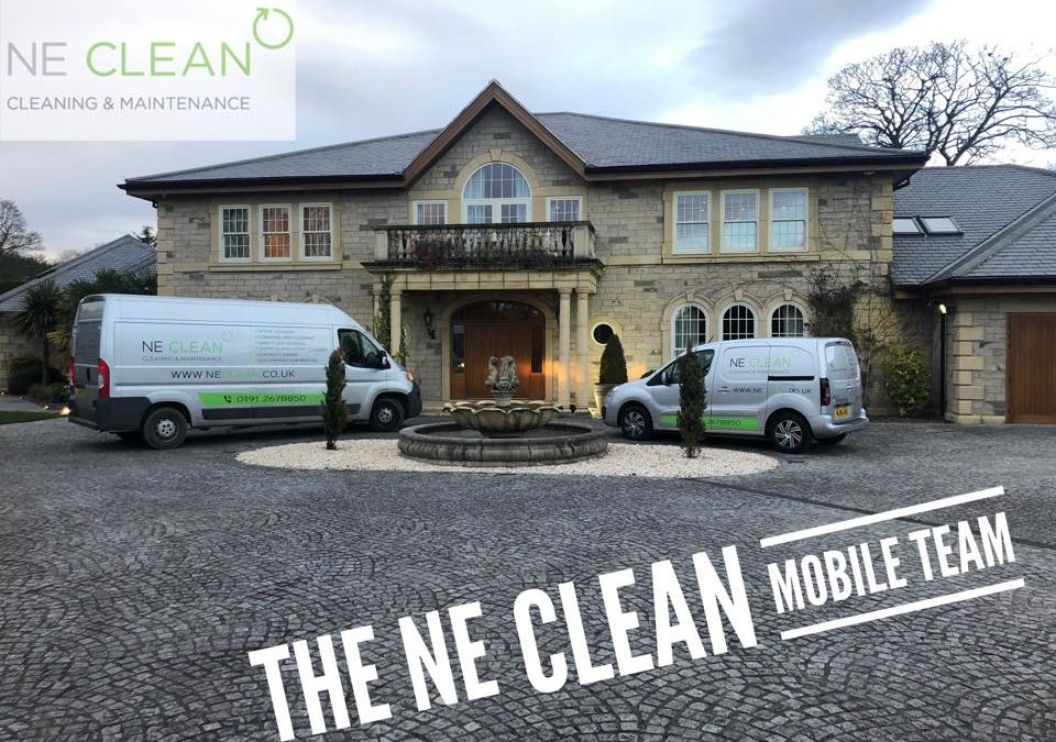 NE Clean Mobile Team